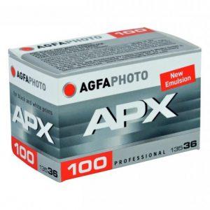 Agfa APX 100 BIANCO E NERO 35MM