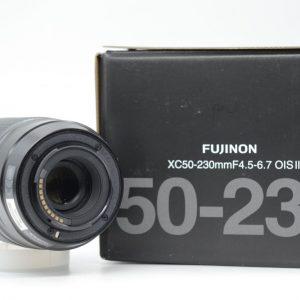 Fujifilm XC 50-230mm f/4.5-6.7 OIS II