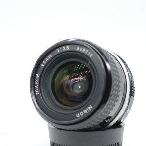 Nikon 24mm f/2.8 AI