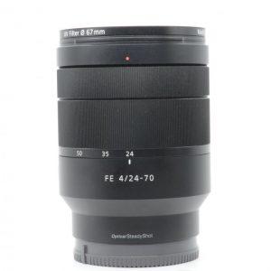 Sony FE 24-70mm f/4 ZA OSS Vario Tessar T*