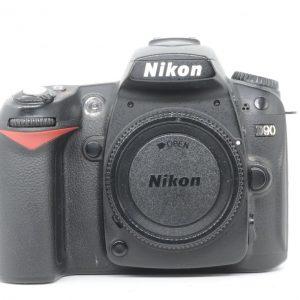 Nikon D90 solo Corpo