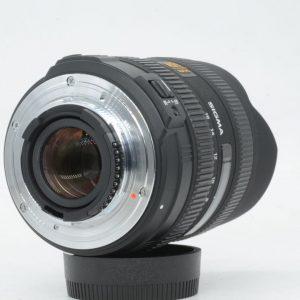 Sigma 8-16mm f/4.5-5.6 DC HSM x Nikon