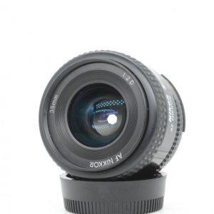 Nikon AF 35mm f/2 D