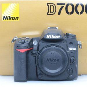 Nikon D7000 Solo Corpo