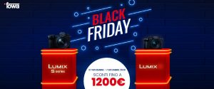 Panasonic Black Friday dal 27/11/2020 al 07/12/2020