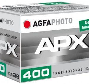 Agfa APX 400 BIANCO E NERO 35MM