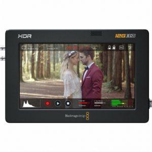 Video Assist 7″ 12G HDR – Blackmagic