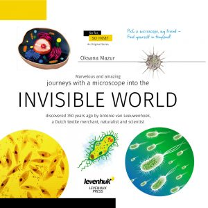 (EN) Invisible World. Knowledge book
