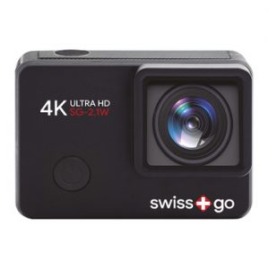 Swiss Go SG-2.1W WI-FI FULL HD/4K Black