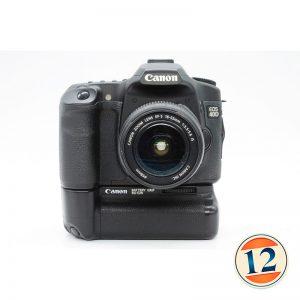 Canon 40D con Impugnatura con 18/55
