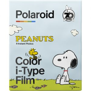 POLAROID COLORE PEANUTS EDITION I-TYPE