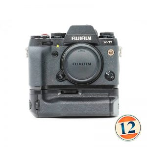 Fujifilm X-T1 Corpo con Battery Grip