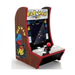 Cabinato Arcade1Up Giochi inclusi Pac-Man, Pac & Pal, Galaga, Dig Dug