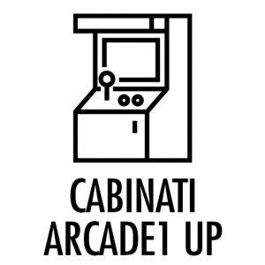 Cabinati Arcade1 UP