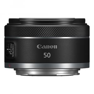 Canon RF 50mm F1.8 STM – Garanzia Canon Italia