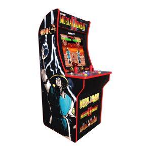 Cabinato Arcade1Up giochi inclusi Mortal Kombat, Mortal Kombat II e Ultimate Mortal Kombat 3