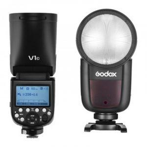 Godox V1 x Sony-Fuji-Nikon-Canon-Panasonic/Olympus