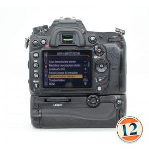 Nikon D7000 Corpo + Battery Pack