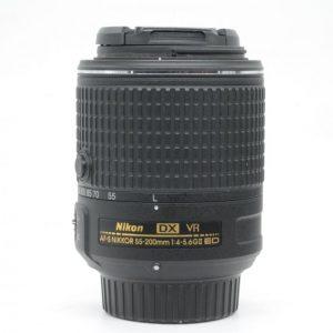 Nikon AF-S DX 55-200mm f/4-5.6 G VR II