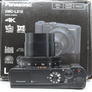 Panasonic LX15