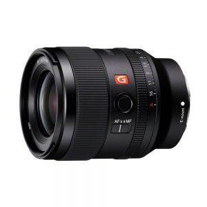 Sony FE 35mm f/1.4 GM – Garanzia 2+1 Sony Italia