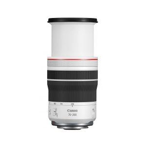 Canon RF 70-200mm F4L IS USM – Garanzia Canon Italia