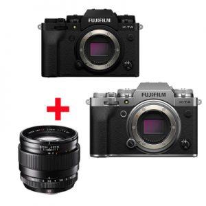 Fujifilm X-T4 + 23mm F1.4 – Garanzia Fujifilm Italia