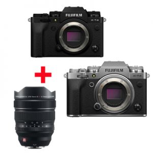 Fujifilm X-T4 + 8-16mm F2.8 R LM WR – Garanzia Fujifilm Italia