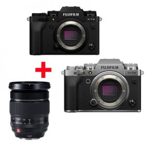 Fujifilm X-T4 + 16-55mm F2.8 R LM WR – Garanzia Fujifilm Italia