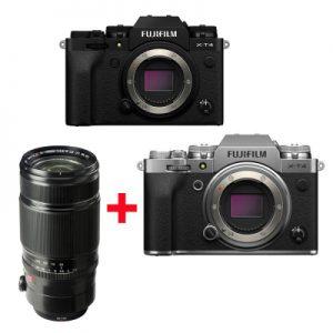 Fujifilm X-T4 + 50-140mm F2.8 R LM WR – Garanzia Fujifilm Italia