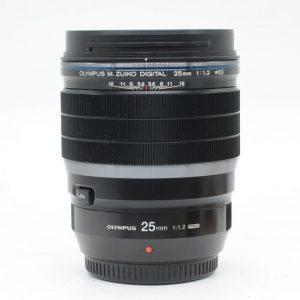 Olympus M.Zuiko Digital ED 25mm f/1.2 Pro