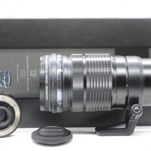 Olympus M.Zuiko ED 40-150mm f/2.8 Pro + MC 1,4