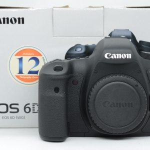Canon 6D Corpo