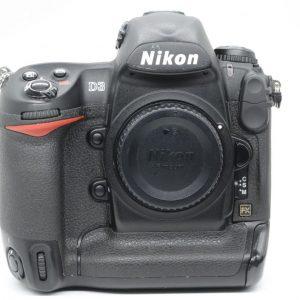 Nikon D3 CORPO