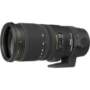 Sigma 70-200mm f/2.8 EX DG OS HSM
