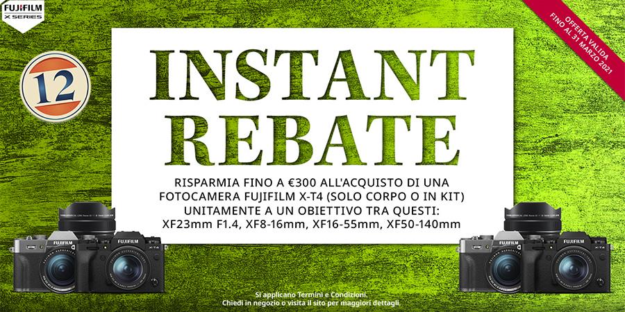 Fujifilm Sconto in Cassa Promo fino al 31.03.2021