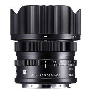 Sigma C 24mm f/3.5 DG DN – Garanzia M-Trading Italia