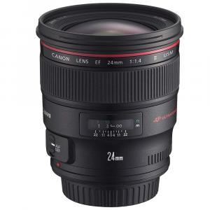 Canon EF 24mm f/1.4 L II – Garanzia Canon Italia