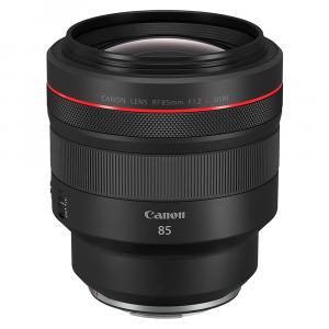 Canon RF 85mm F1.2L USM – Garanzia Canon Italia