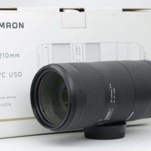 Tamron 70-210mm f/4 Di VC USD X Nikon