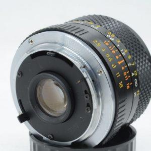 Yashica DSB 28mm f/2.8