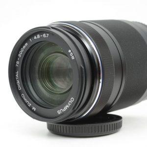 Olympus M.Zuiko Digital ED 75-300mm f/4.8-6.7 II