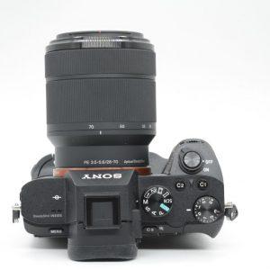 Sony A7 II con 28/70 + Impugnatura in OMAGGIO !