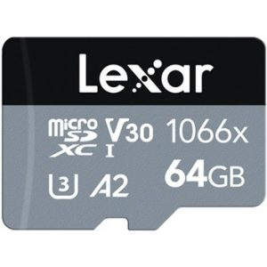 Lexar 1066x 64GB microSDXC