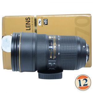 Nikon AF-S Nikkor 24-70mm f/2.8 E ED VR