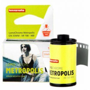 Lomography LomoChrome Metropolis 35 mm ISO 100-400