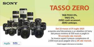 Sony Tasso Zero !