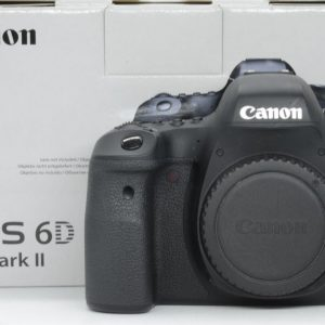 Canon 6D Mark II Corpo