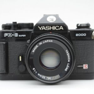 Yashica Fx3 – Super 2000