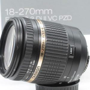 Tamron 18-270mm f/3.5-6.3 X Nikon
